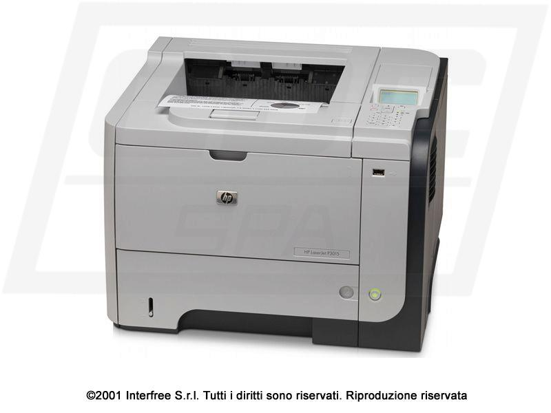 HQ.60    STAMP HP LASERJET P3015d