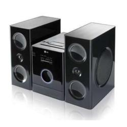STILISH MICROBLACK 80X2W USB MP3
